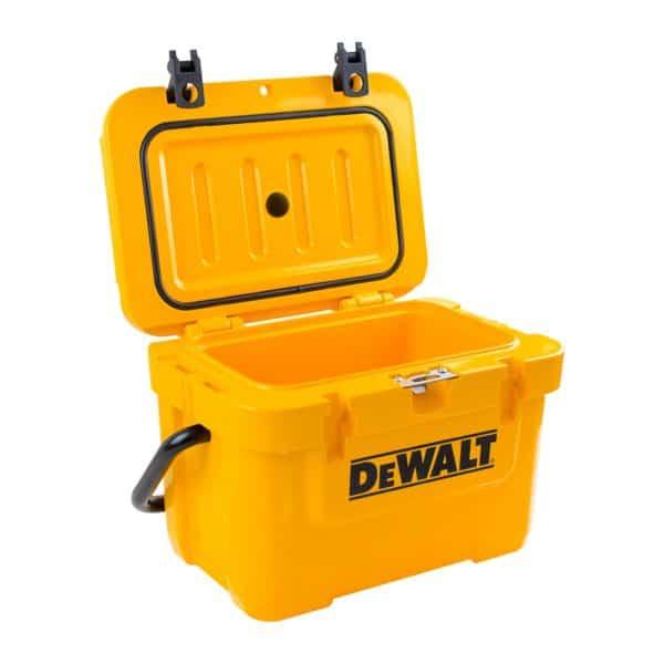 10 Quart Lunch Box Cooler Open