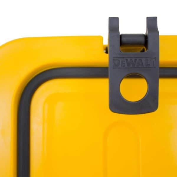 65 Quart Cooler Latch Close Up