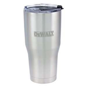 30 oz Stainless Steel Industrial Drinkware Main Image